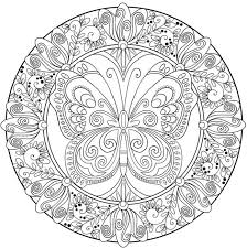 Small Picture Mandala Printable Images Photos Printable Mandala Coloring Pages
