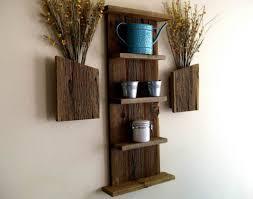Coat Wall Racks shelf Beautiful Wood Wall Shelves With Brackets Handmade Wall 75