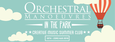 <b>Orchestral Manoeuvres in the</b> Park