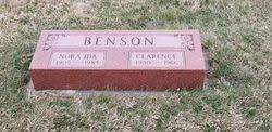 Nora Ida Benson (1905-1985) - Find A Grave Memorial