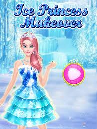 ice princess makeup salon free s games
