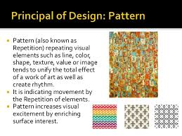 Definition Of Pattern In Art Gorgeous Lecture 48 B Definition Of Principle Of Design