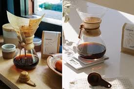 Introducing the diy coffee brewing kit; Foolproof High Quality At Home Coffee Kits Cool Hunting
