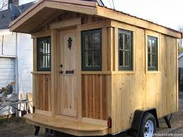 tiny house on wheels plans. frank\u0027s diy micro cabin on wheels tiny house plans e