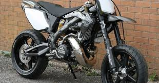 cr500 supermoto black