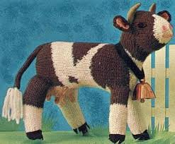 Maybe you would like to learn more about one of these? Perhaps A Knit Cow To Accompany The Horse Under The Tree Grandmother S Pattern Book