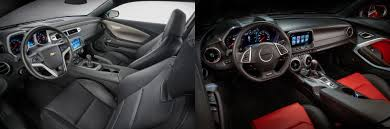 chevy camaro interior 2016. Beautiful Camaro In Broad Strokes The Interior Of 2016 Chevy Camaro Right Remains  Essentially Intended Interior 0