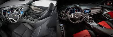 chevrolet camaro 2015 interior. Perfect Interior In Broad Strokes The Interior Of 2016 Chevy Camaro Right Remains  Essentially On Chevrolet 2015 Interior