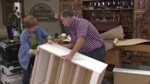 The American Woodshop Season 23 Episode 3 Furniture Bank