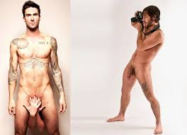 Hunt Down and Expose Small Cocks Adam Levine s naked photoshoot.