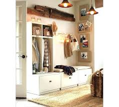 Coat Rack Bench With Mirror Storage Bench With Coat Rack And Mirror Hall Tree Image Of Entryway 97