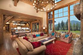 tuscan style kitchen accessories living room rustic with hardwood flooring vaulted ceiling wood beams