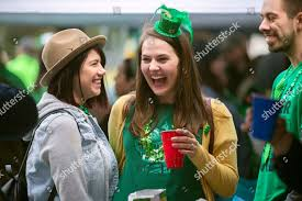 Ashleigh Burns center laughs her friend Emily Editorial Stock Photo - Stock  Image | Shutterstock