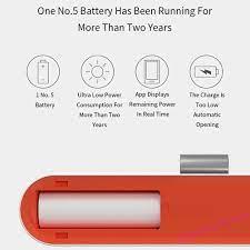 Công Tắc Khóa Tủ Kết Nối Bluetooth Thông Minh An Toàn Xiaomiyoupin Yeelock