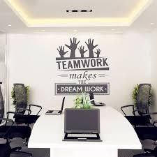office wall art. ASAPFOR Office Wall Stickers Vinyl Decal Art Mural Decor  Sticker \ Office Wall Art