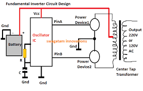Inverter Output Wiring Diagram Inverter Charger Wiring Diagram
