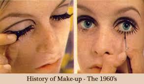 1960s makeup history
