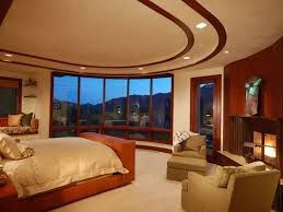 Large Master Bedroom Design Large Master Bedroom With Wicker Furniture Sitting Area Which