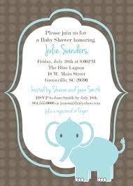 Baby Shower Invitation Templates For Word Fascinating Free Printable Baby Shower Invitations Templates As An 1