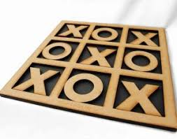 Wooden Naughts And Crosses Game 100 best Naughts and Crosses images on Pinterest Cross stitches 44