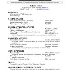 Scholarship Resume Examples Scholarship Resume Examples Format Best Student Template Sample 78