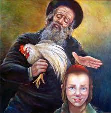 """Résultat de recherche d'images pour """"sacrifice poulet blanc yom kippour"""""""