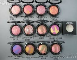 mac mineralize blush makeup blush baking 3 5g 12pcs