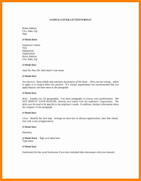 Apa Format Cover Letter Sales Clerked Formatting Formidable A Of For
