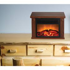 warm house tzrf 10344 zurich tabletop retro electric fireplace um wood print finish com