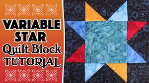 Quilting Blocks: Variable Star Quilt Block Tutorial (using half ... & Quilting Blocks: Variable Star Quilt Block Tutorial (using half-square  triangles) - YouTube Adamdwight.com