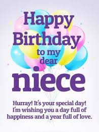 Happy Birthday To My Niece Quotes Cool 48 Happy Birthday Niece Quotes And Wishes With Images