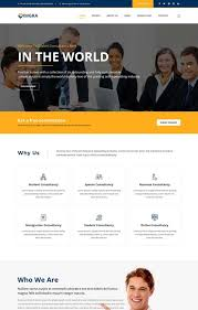 Consultancy Template Free Download 60 Best Business Consulting Website Templates Free Premium
