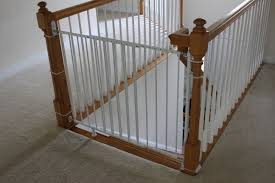 Gate For Stairs Baby Gate For Stairs With Banister Ideas Best Baby Gates For