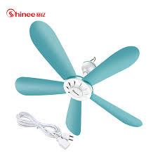 saiyi shinee five blade fan small ceiling fan mosquito net fan dormitory ceiling fan fc 60a plus extension cord