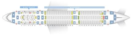 seat map and seating chart boeing 787 9 dreamliner two cl etihad airways