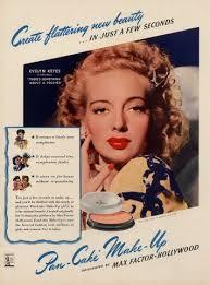 makeup ads from the 1950s saubhaya makeup