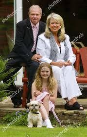 Tracy Dawson Her New Boyfriend John Chadwick Editorial Stock Photo ...