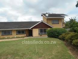 Houses For Sale In Mount Pleasant Zimbabwe Www Classifieds Co Zw
