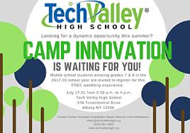 member news detail tech valley. Camp Innovation Is Waiting For You! Member News Detail Tech Valley
