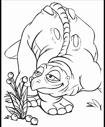 Small Picture Dinosaur Land Before Time Coloring Page Coloring Home