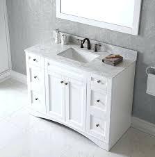 carrara marble vanity top with sink 61 72 carrera carrara marble vanity top