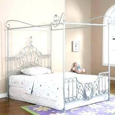 Full Size Bed Canopy Full Size Canopy Bed Girls Full Canopy Bed ...