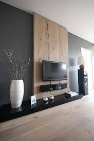 Resultado de imagem para rack com Painel para TV at 60 Polegadas cinza  escuro | Interiors | Pinterest | Television wall mounts, Mounted tv walls  and Tv ...