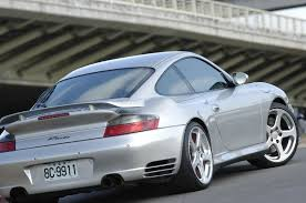 View of Porsche 996 Turbo. Photos, video, features and tuning of ...