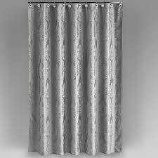 Sears Bathroom Accessories Kardashian Kollection Home New York Dreamer Silver Damask Shower