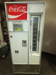 Vintage 7up Vending Machine For Sale Enchanting 48S VINTAGE LACROSSE 48up Soda Vending Machine Pop Bottle Coke