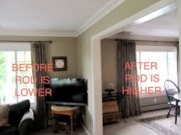Curtain rods for small windows Bathroom Remarkable Curtains For Wide Short Windows Designs With Sew Many Ways Raising Your Curtain Rodsunhemming Too Hokkeist Remarkable Curtains For Wide Short Windows Designs With Sew Many