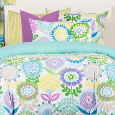 crayola bedding pointillest bed cap comforter set with sham and two toss pillows