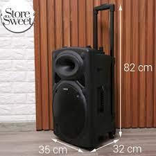 Loa Kéo Karaoke Bluetooth Enkor L1218