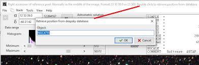 Astap Astrometric Stacking Program